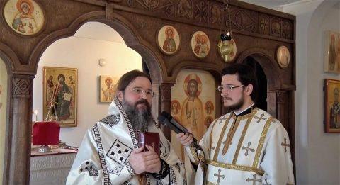 PS Macarie: Dragii mei, mergeți la biserică, acum, fără nicio amânare. Mântuirea se lucrează aici și acum