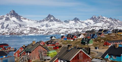 Groenlanda a ieșit din criza de coronavirus