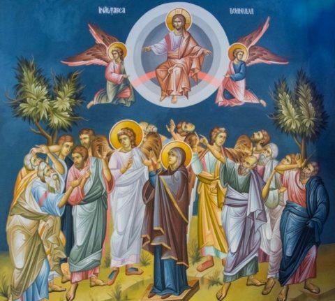 Poemul Zilei: Înălţare în Cuvântul Iisus