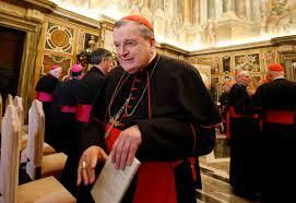 Cardinalul Raymond Burke: RP China și pandemia de stânga este un pericol