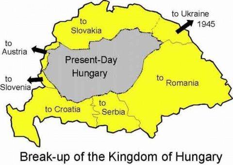 """Președintele Ungariei a comparat anexarea Crimeei cu """"trauma"""" Tratatului de la Trianon"""