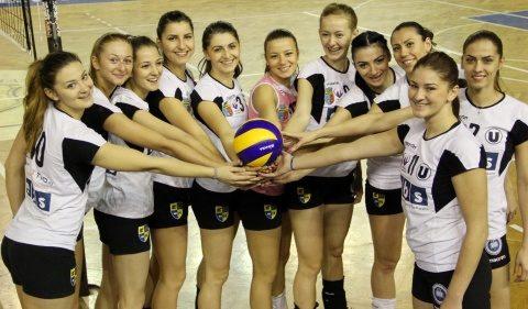 Natalia Preda este noul transfer al echipei de volei feminin U Cluj