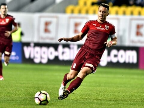 Daniel Novac vine la U Cluj