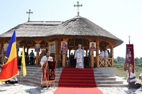 Episcopul Visarion i-a pomenit pe martirii anticomunişti de la Periprava