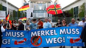 """Partidul Alternativa pentru Germania (AfD, de extremă-dreapta) a concediat unul dintre responsabilii săi. Propunea """"împuşcarea"""" sau """"gazarea"""" migranţilor"""