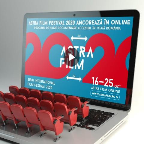 ASTRA FILM FESTIVAL ONLINE ediția 2020