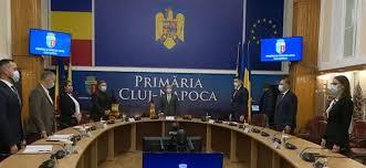 Emil Boc și noii consilieri locali din Cluj-Napoca au depus jurământul