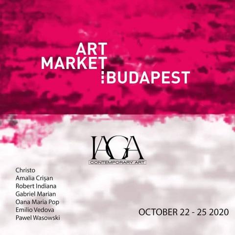 Artiști clujeni expun la ′′Art Market Budapesta 2020′′