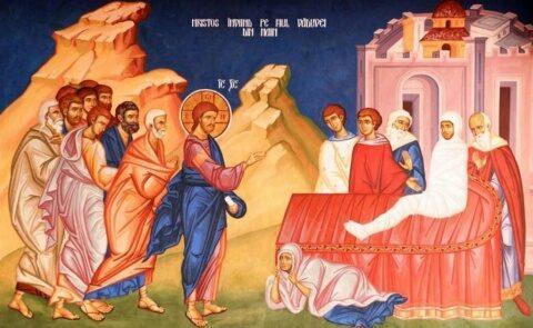 Evanghelia de Duminică: Într-o lume a morții, Dumnezeu ne arată normalul: Învierea