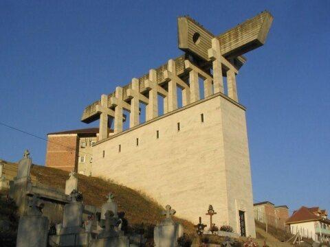 Cinci schituri ardelene au fost ridicate la rangul de mănăstire. Sfinții Închisorilor au mănăstire la Aiud