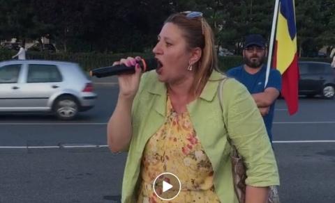 """Șoșoacă atacă Clujul:  """"Îmi este cel mai milă de clujeni"""""""