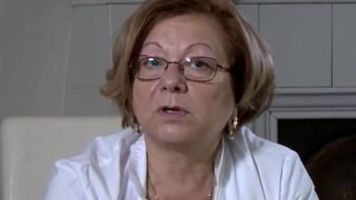 """Fostul manager al Spitalului de Boli Infectioase """"Sfanta Parascheva"""", Carmen Dorobat, a fost confirmata cu Covid-19, deși se vaccinase"""