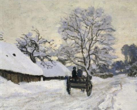 Poemul Zilei: Dragoste de zăpadă