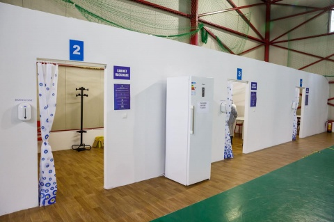 Primăria Cluj-Napoca despre vaccinarea persoanelor imobilizate