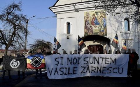 Tineri din Cluj și Arad se declară solidari cu Vasile Zărnescu