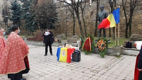"""Iuliu Maniu celebrat la Cluj-Napoca. S-a citit poemul """"Domnul Maniu"""" (Video)"""