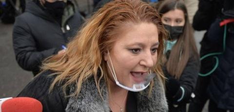 Diana Șoșoacă atac la clujeni: îmi este milă de clujeni. Cei mai supuşi la restricţii, cei mai înfricoşaţi, cei mai timoraţi