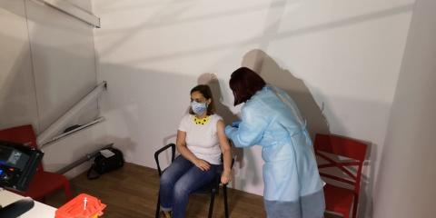 Municipiul Cluj-Napoca pe primul loc la vaccinare din țară