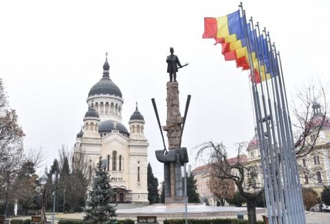 La Catedrala Mitropolitană din Cluj au început deja pregătirile pentru noaptea de Înviere