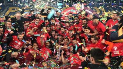 CFR Cluj a învins, miercuri, pe teren propriu, echipa FC Botoșani