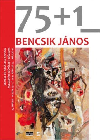 """Expoziția de pictură și grafică """"Bencsik János 75+1"""""""
