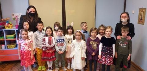 """""""Împreună pentru copilașii din Africa"""" – Târgul caritabil al copiilor Grădiniței """"Sfântul Stelian"""""""
