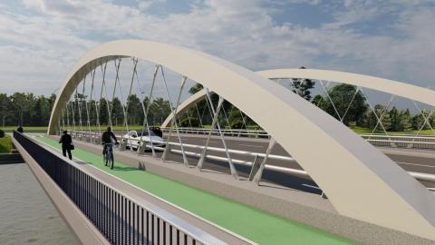 Emil Boc prezintă cum va arăta podul Oașului – Răsăritului din Cluj-Napoca