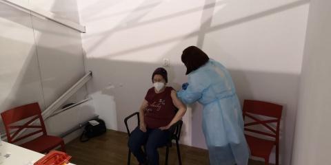 Clujul campion la vaccinare