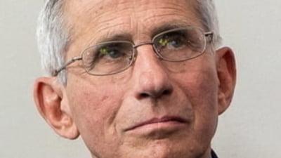 Anthony Fauci: a treia doză de vaccin, ar putea fi nevoie