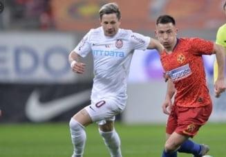 FCSB si CFR Cluj, egal cu năbădăi