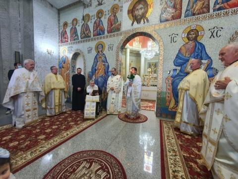 PS Episcop Vasile, prezent în mijlocul comunității natale din Mănăștur