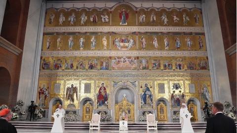 Record mondial: Catedrala Mântuirii Neamului deține cel mai mare iconostas ortodox