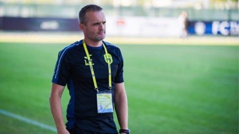 Erik Lincar este începând de astăzi noul antrenor al Universității Cluj