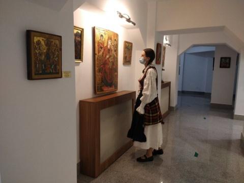 """Noaptea muzeelor. Directorul Muzeului Mitropoliei Clujului: """"Măștile nu au putut ascunde zâmbetele, uimirea și bucuria"""""""