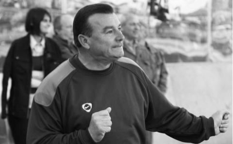 """Formația clujeană a anunțat decesul fostului administrator al arenei """"Dr. Constantin Rădulescu"""""""