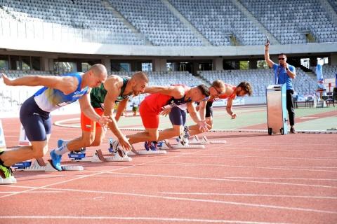 Cluj Arena găzduiește în acest sfârșit de săptămână Campionatul Național de Atletism