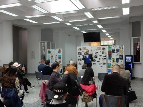 "Recital liric ""Mihai Eminescu – Poet Național. In memoriam"" la Cluj-Napoca (Galerie Foto)"