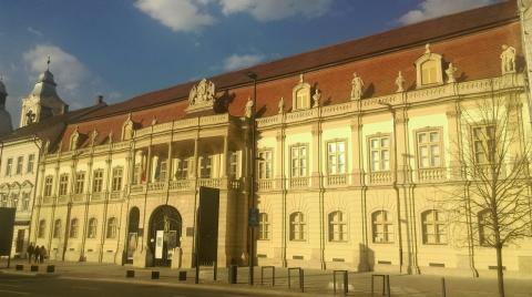 Directorul Muzeului de Artă Cluj, istoricul Lucian Nastasă Kovacs, este una dintre propunerile pentru funcția de rector al Academiei de Poliție?