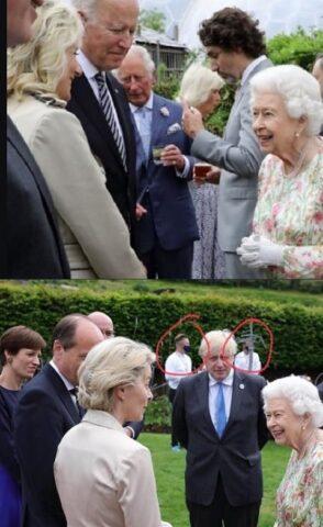 Regina Elisabeta a II-a i-a primit la Castelul Windsor pe Joe Biden și pe soția sa