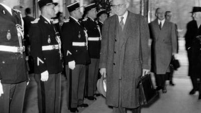 Papa Francisc a făcut primul pas catre beatificarea lui Robert Schuman, unul dintre parintii fondatori ai Uniunii Europene