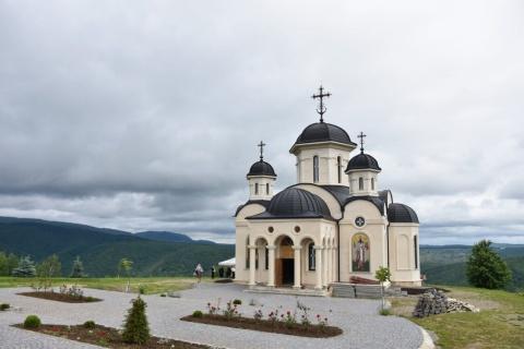 Mănăstirea de la Someșul Cald din jud. Cluj