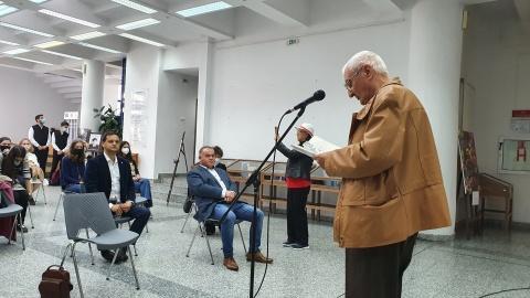 """Expoziție de carte și recital liric """"Mihai Eminescu – Poet Național. In memoriam"""" la Cluj-Napoca"""