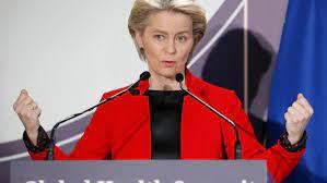 """Ursula von der Leyen, președinta Comisiei Europene, s-a declarat """"foarte îngrijorată"""" de noua lege din Ungaria privind comunitatea LGBTQ"""