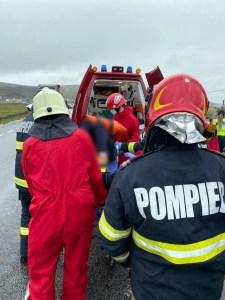 Accident cu trei morţi pe DN1/E60, în jud. Cluj