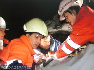 Accident mortal în județul Cluj, la Muntele Rece