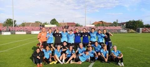 Universitatea Olimpia Cluj a cucerit Cupa României la fotbal feminin