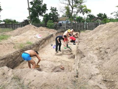 Cea de-a VIII-a campanie de investigații arheologice în Cimitirul lipovenesc din satul Periprava