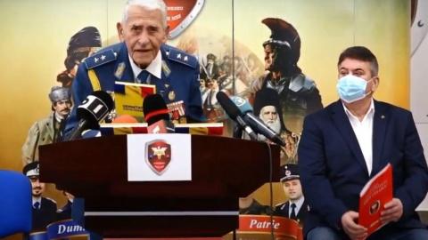 Gen. Radu Theodoru: Generația mea a pierdut tone de sânge, și în Răsărit și în Apus