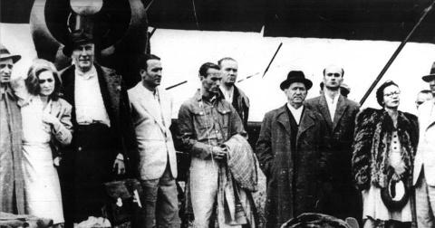 14 iulie 1947. Capcana de la Tămădău