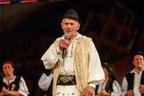 """Horitorul clujean Vasile Soporan -""""Tezaur Uman Viu"""", omagiat duminică în satul natal"""